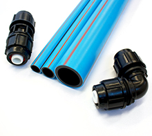 Puriton Barrier Pipe and fitting system