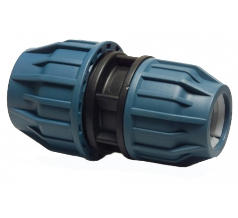 MDPE Pipe Compression Fittings
